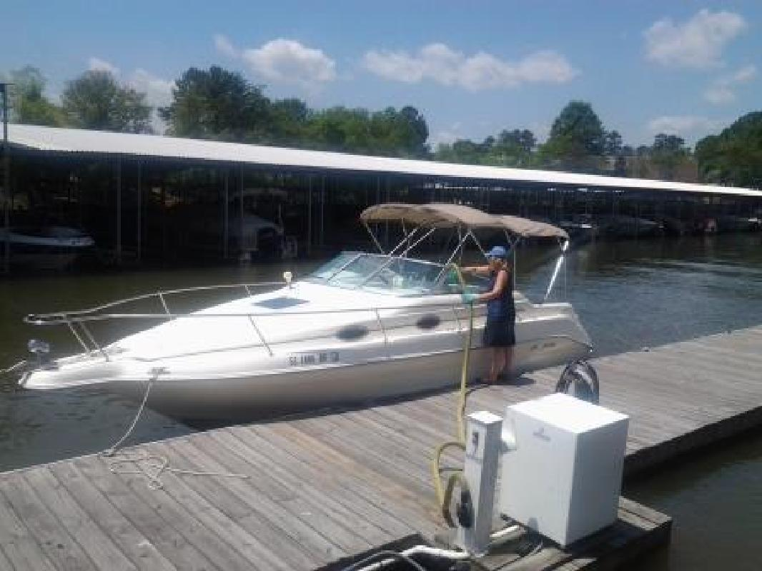 1997 Sea Ray Boats Sport Cruiser 250 Sundancer Lake Wylie SC For Sale In Lake