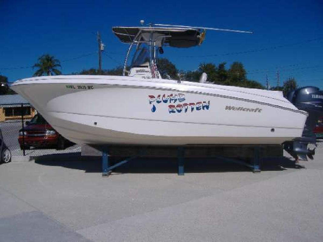 2005 25' Wellcraft 252 Fisherman for sale in Nokomis, Florida | All Boat ...
