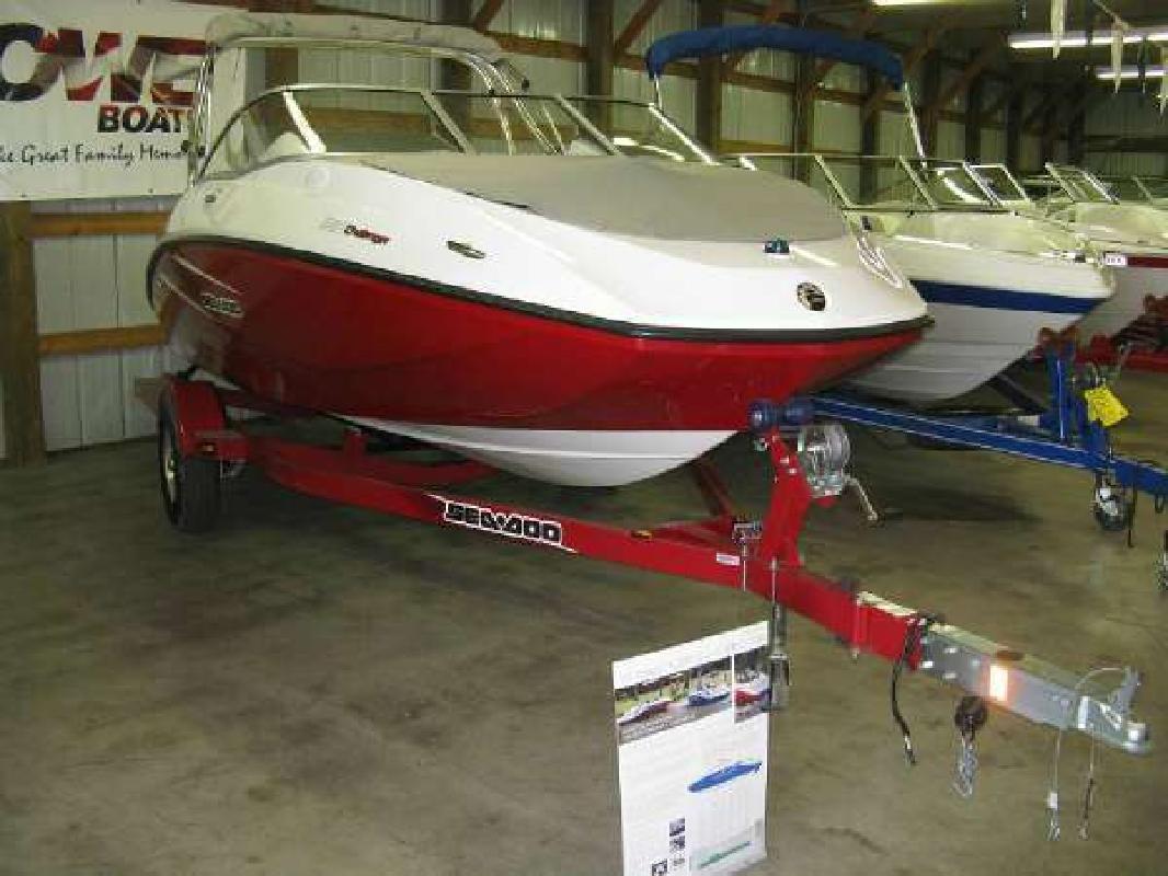 2009 SEA-DOO 180 Challenger SE 255 hp Edgerton WI