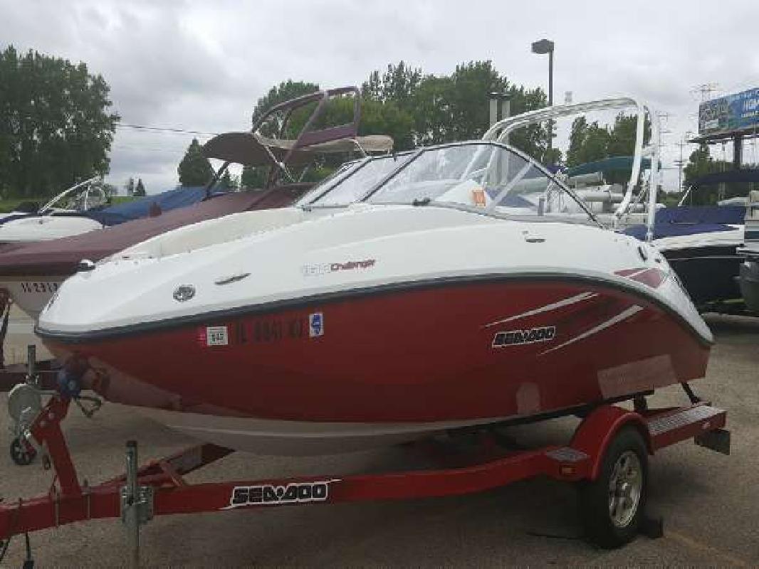 2009 SEA-DOO 180 Challenger SE 255 hp Elkhorn WI