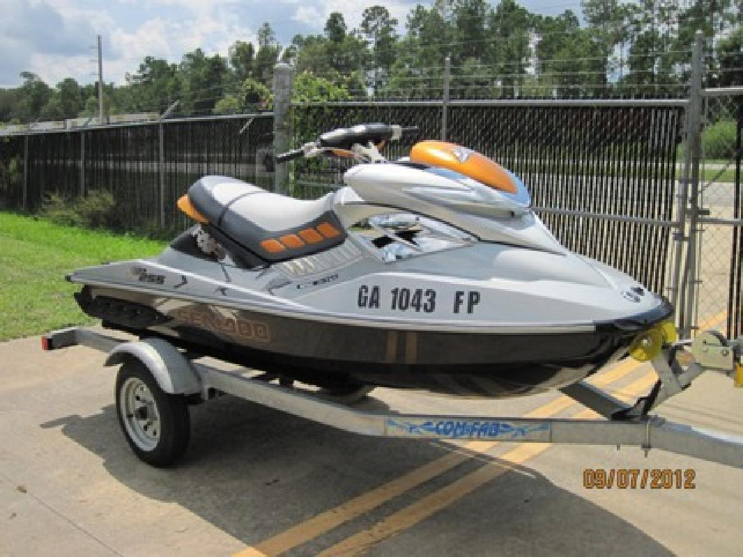 Seadoo Rxpx 255 >> $3,800 2008 Sea Doo RXP-X 255hp Jet Ski for sale in Jacksonville, Florida   All Boat Listings.com