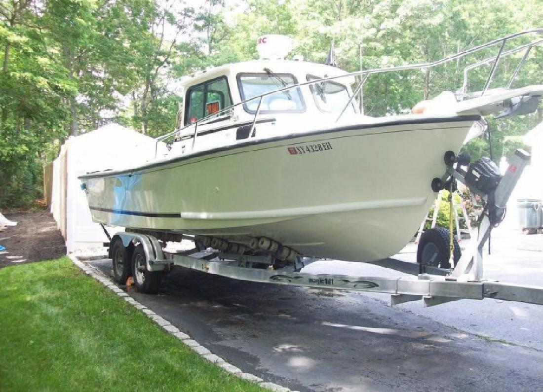 Steiger craft new and used boats for sale in new york for Used steiger craft for sale