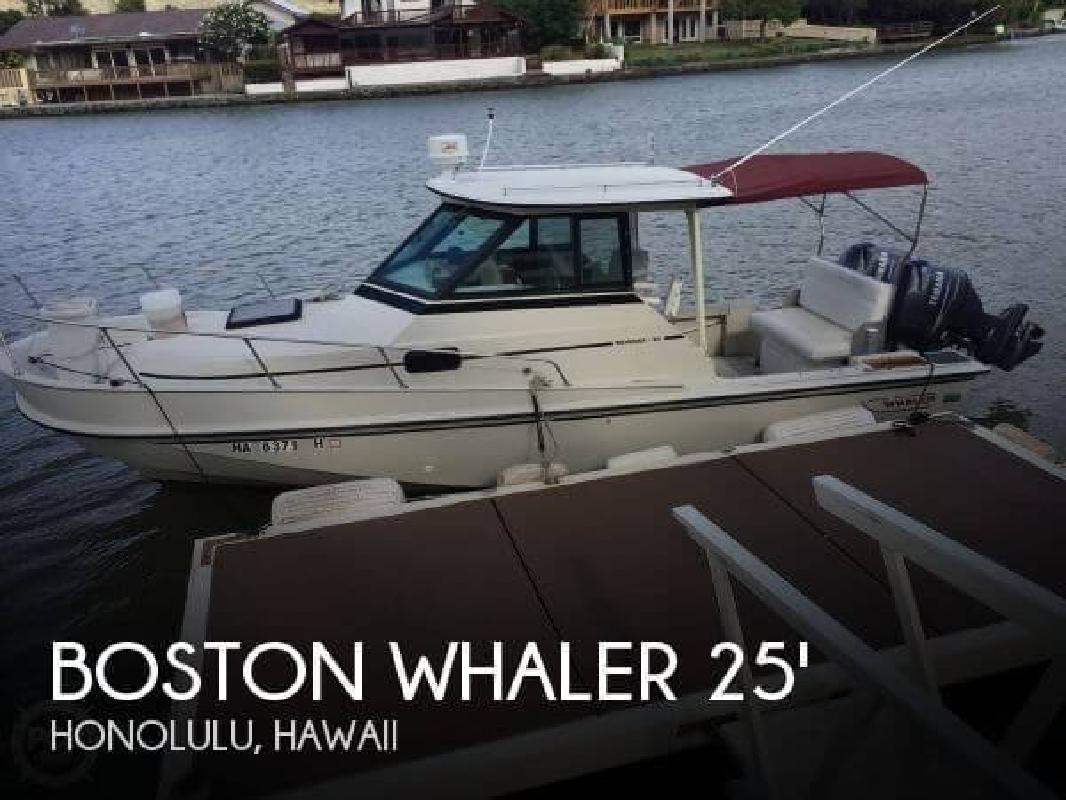 1986 Boston Whaler Revenge 25 Honolulu HI