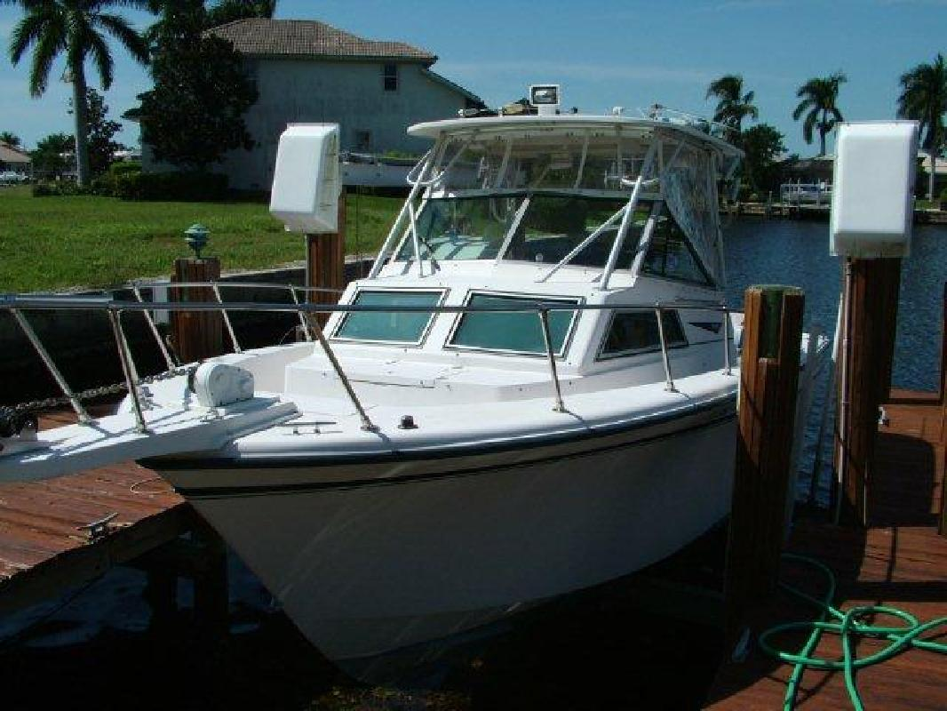 1989 25' Grady-White 25 Sailfish