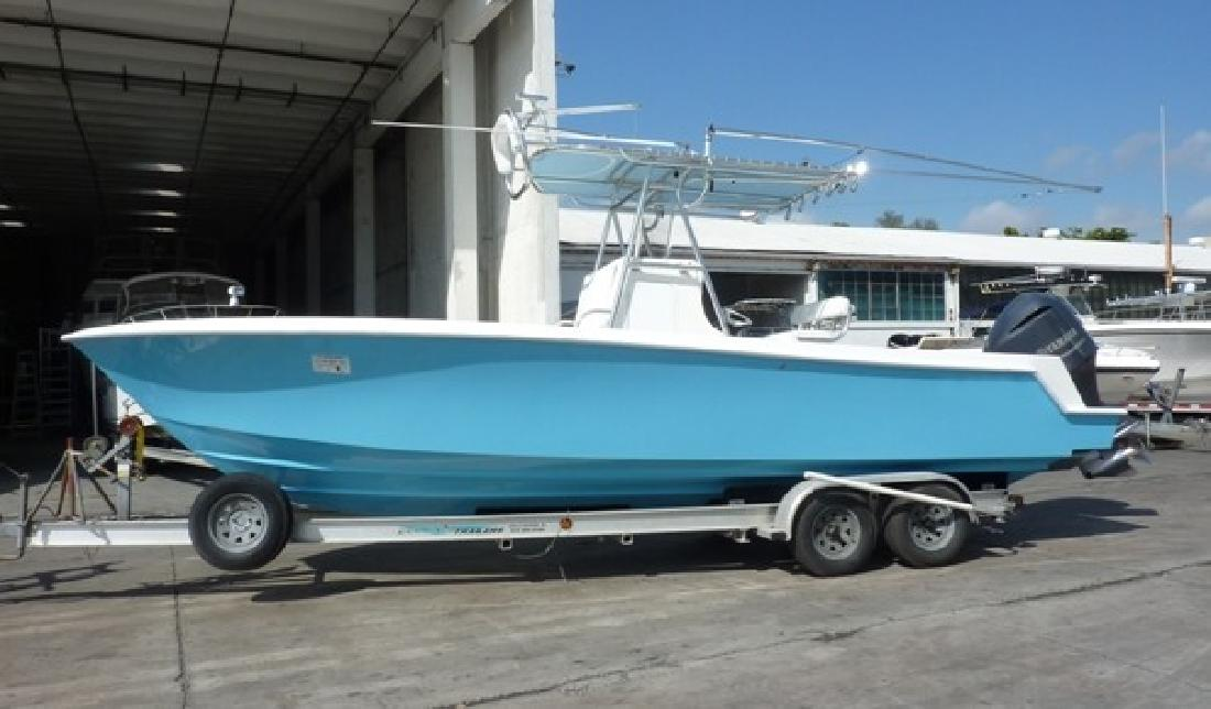 2009 25' Contender 25 Sport in Fort Lauderdale, Florida