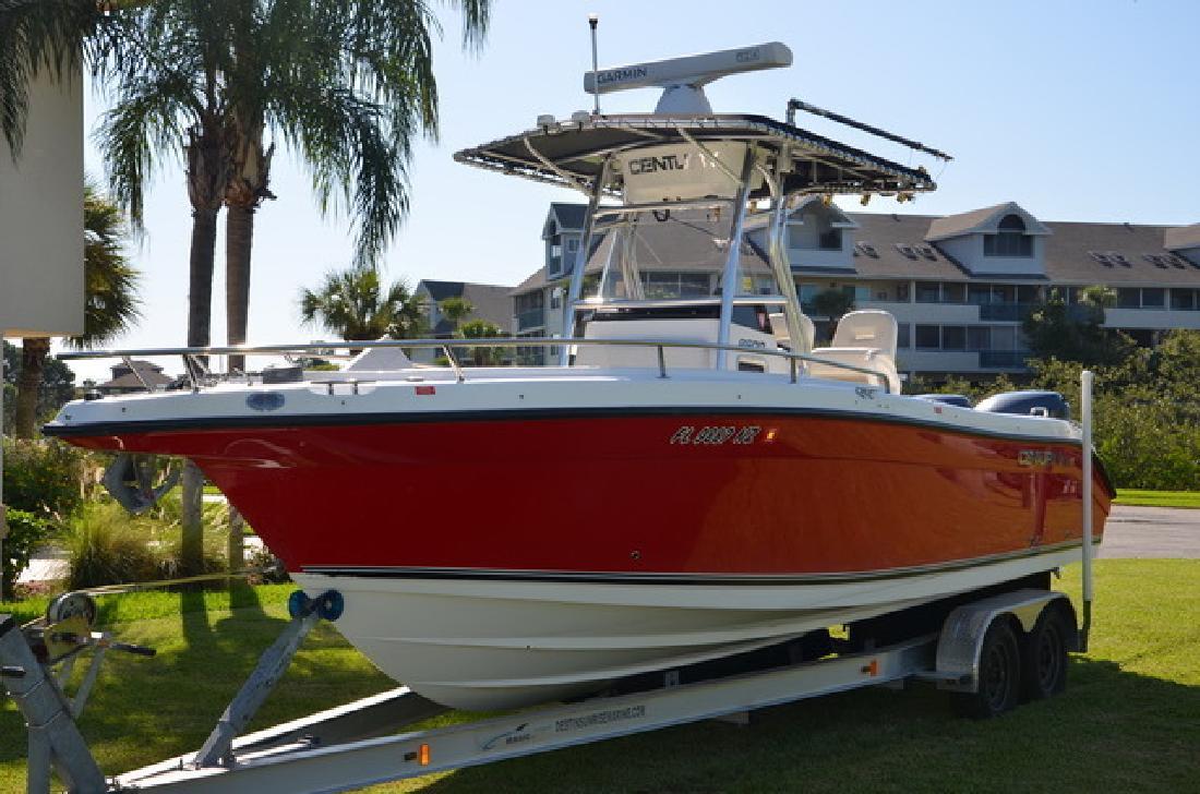 2010 Century Boats Century 2600CC Key Largo FL