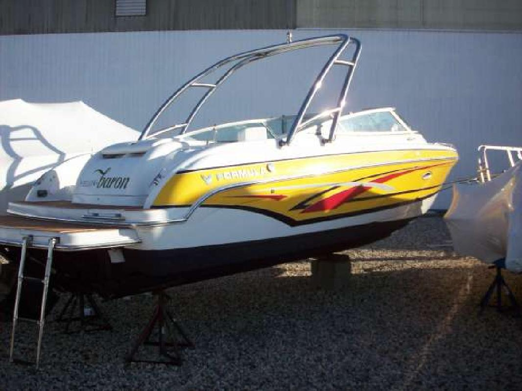 2006 26' Formula 260 Bowrider for sale in Hampton Bays, New York | All Boat ...