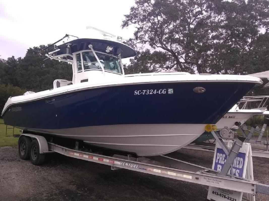 2006 Everglades Boats V-Hull 260 CC Charleston SC