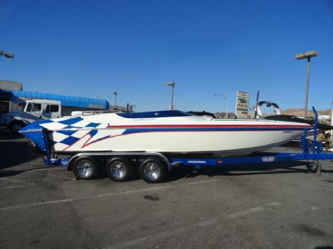 2000 26' Eliminator Boats 260 Eagle Xp