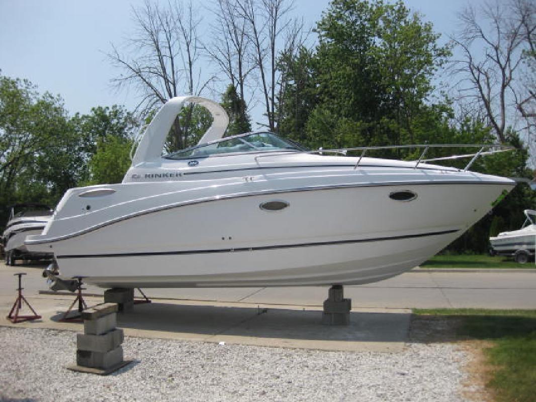 2011 26' Rinker 260 EC for sale in Harrison Township, Michigan | All Boat ...