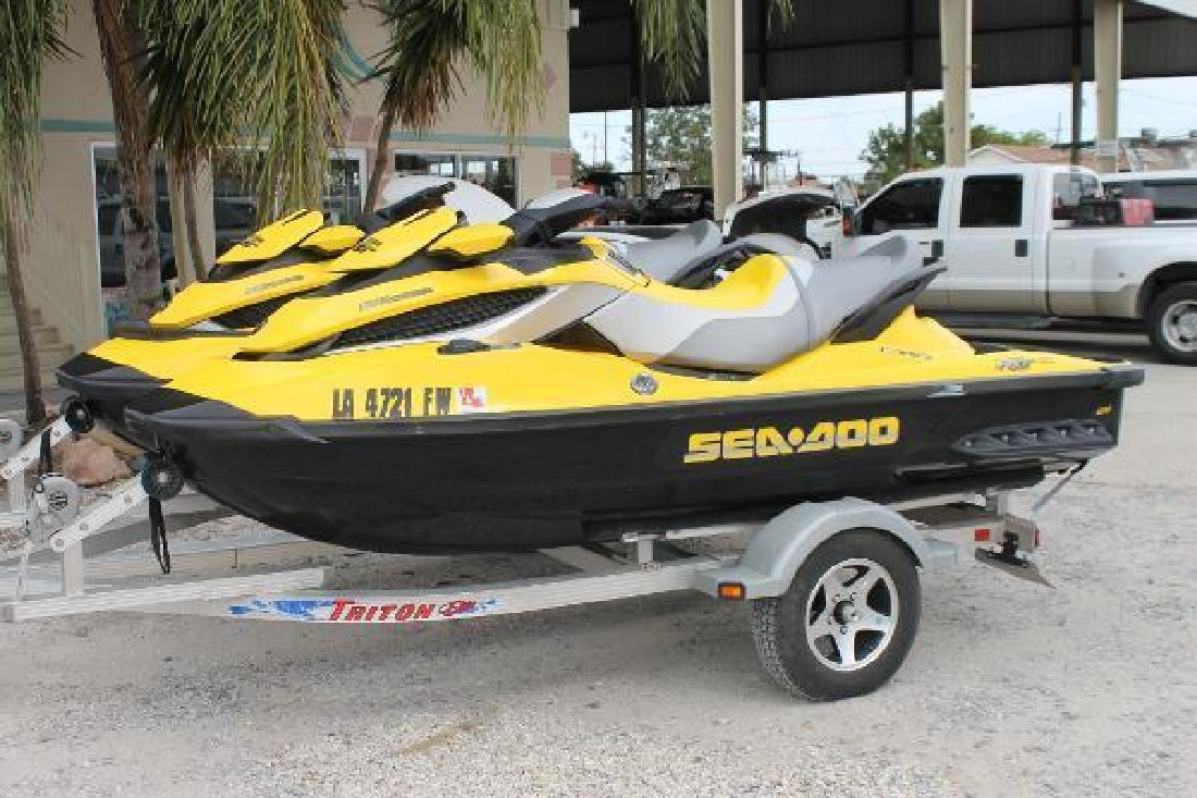 2010 SEA-DOO RXT-iS 260 Marrero LA