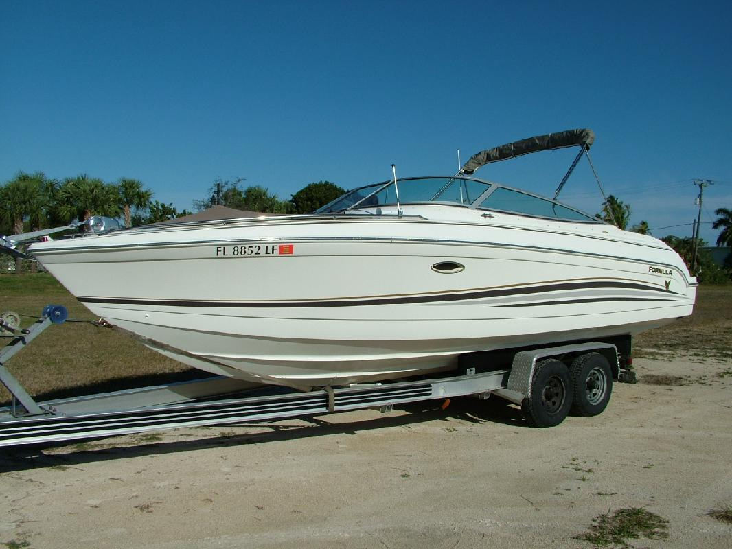 2000 26' Formula 260 SS Br for sale in Naples, Florida | All Boat ...