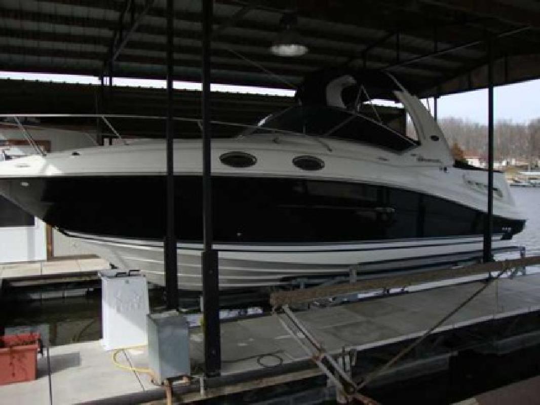 $74,900 2008 Sea Ray 260 SUNDANCER