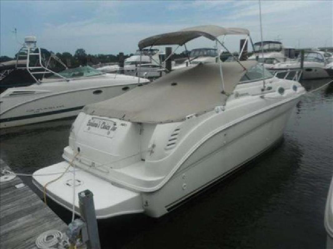 $38,900 2002 Sea Ray 260 SUNDANCER