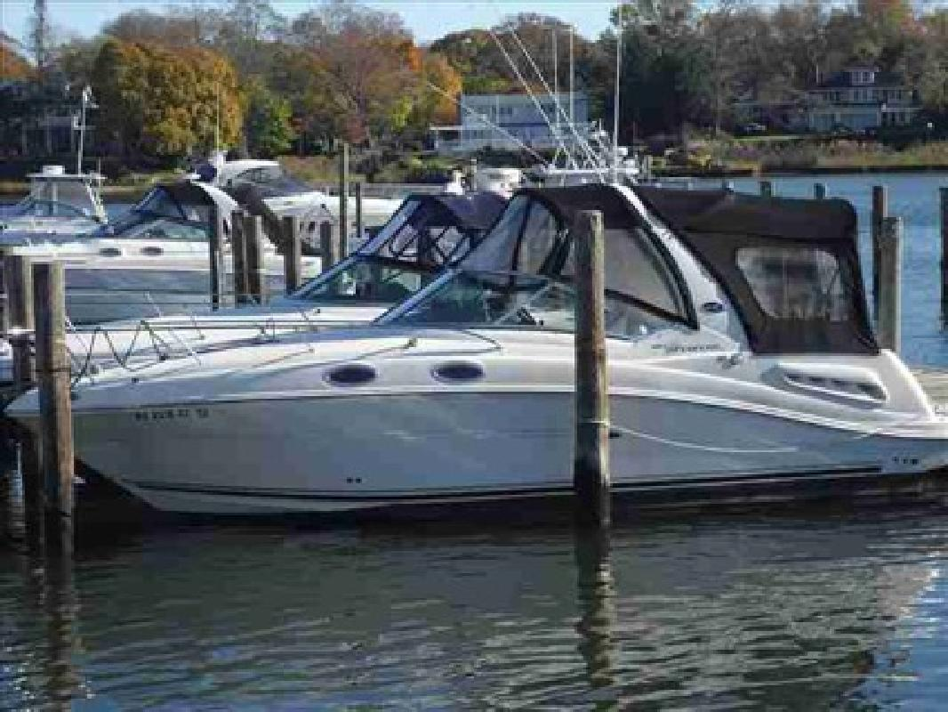 $63,900 2007 Sea Ray 260 SUNDANCER