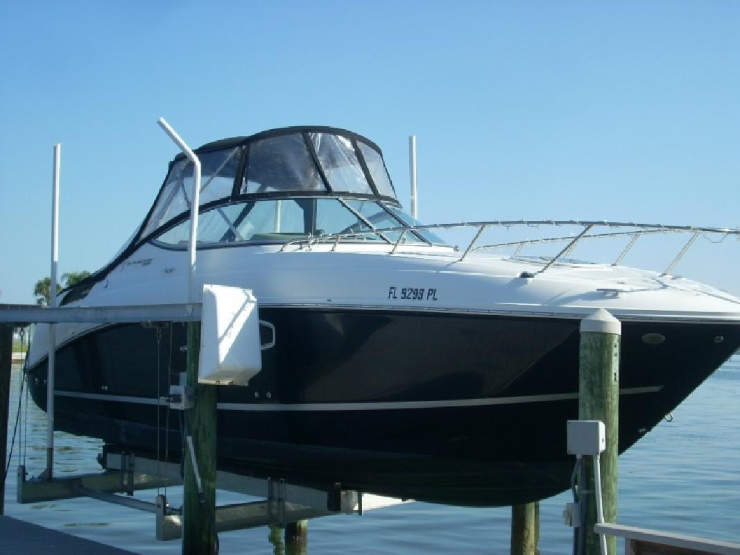 2012 - Sea Ray Boats - 260 Sundancer in Tampa, FL