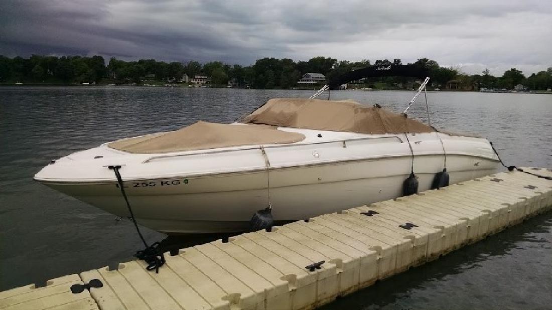 1999 Sea Ray Boats 260BRSS Antioch IL