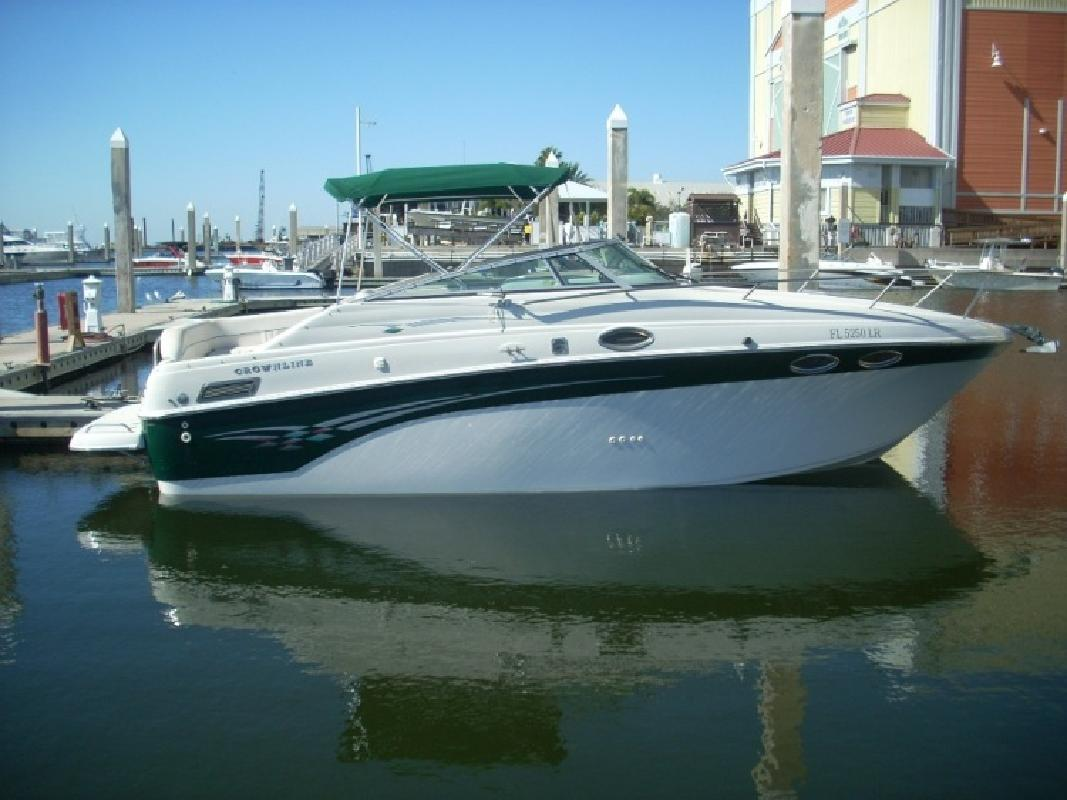 2001 - Crownline Boats - 262 CR in Tampa, FL