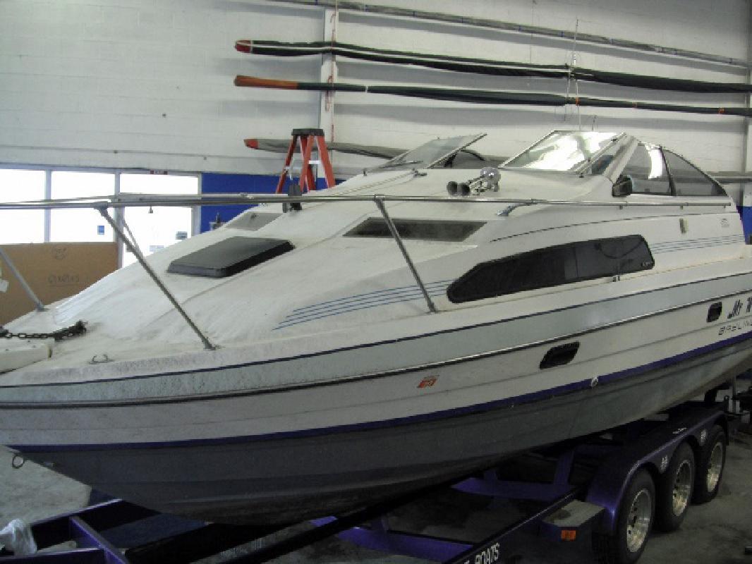 1992 26' Bayliner 2655 Sunbridge for sale in Cleveland, Ohio | All Boat ...
