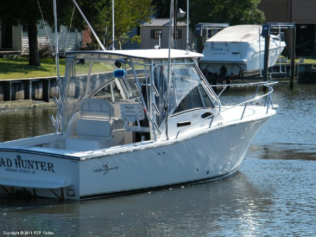 2002 26' Albemarle Boats 265 Express Fisherman in Virginia Beach, Virginia