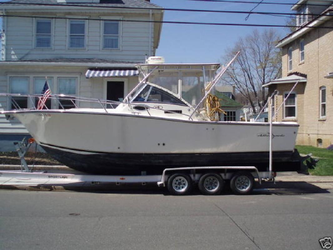 2001 26' Albemarle Boats 265 Express (LOADED!)