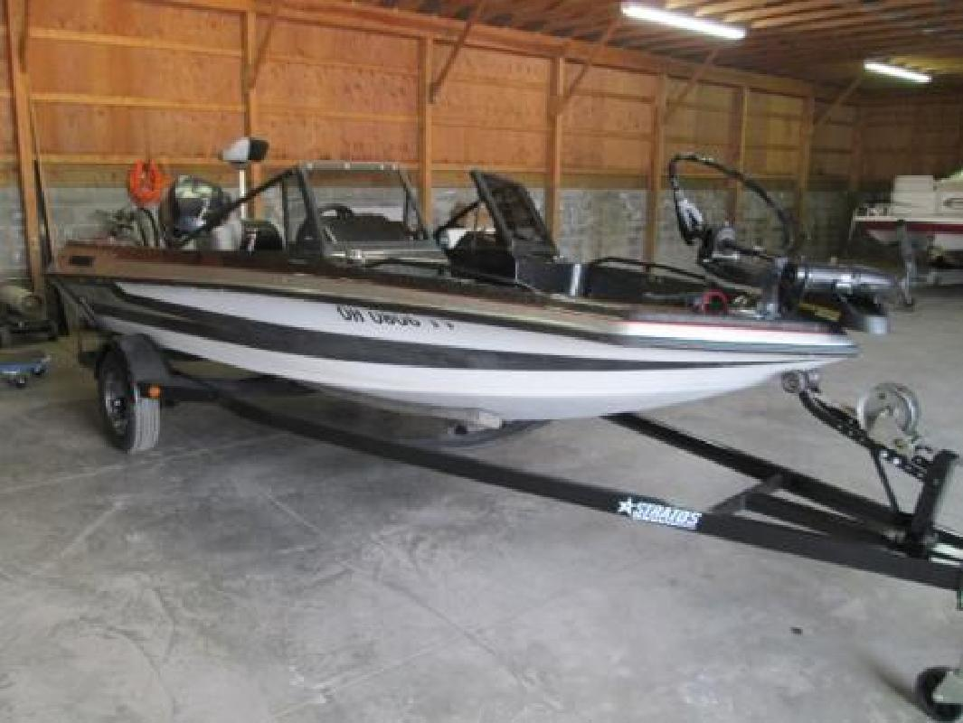 Stratos new and used boats for sale in ohio for Fishing boats for sale in ohio