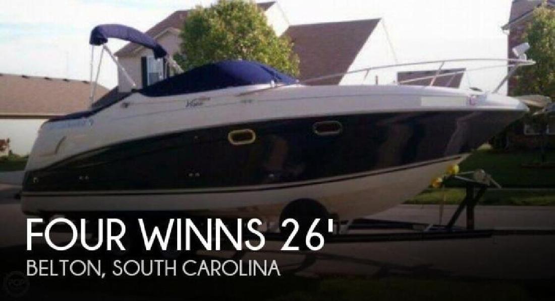 2004 Four Winns Boats 268 Vista Belton SC