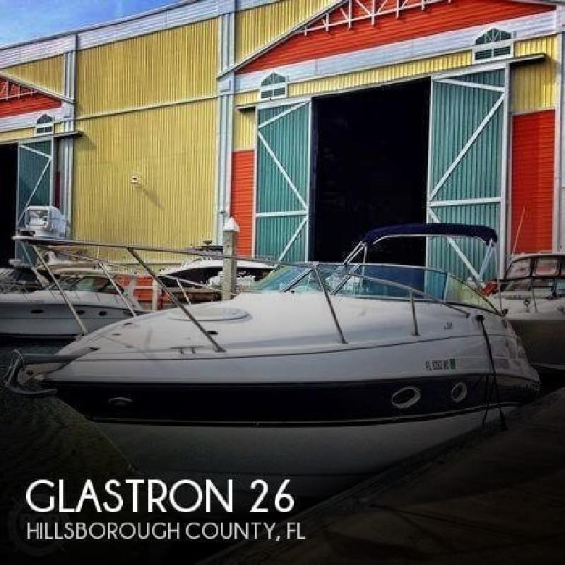 2006 Glastron Boats 26 Tampa FL