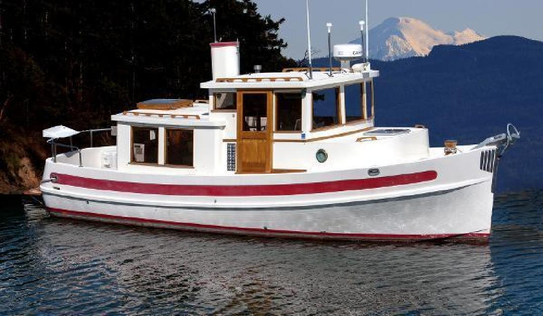 1986 Nordic Tugs 26 Unknown WA
