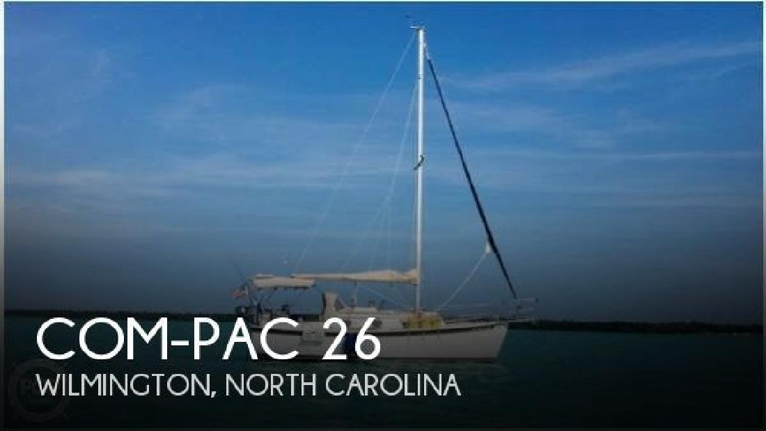 1989 Com-Pac Yachts 26 Wilmington NC