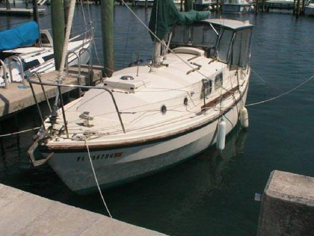 Sailboat/Westerly Centaur 26ft for sale in West Palm Beach