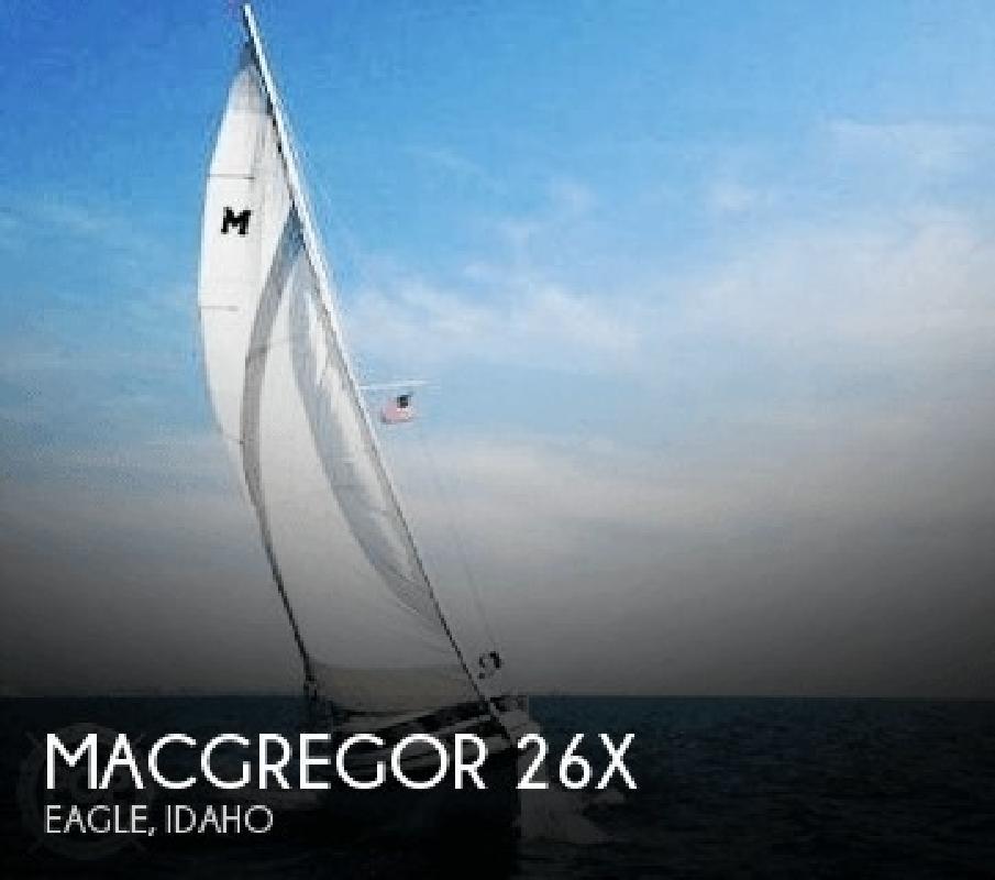 1999 MacGregor Yachts 26X Eagle ID