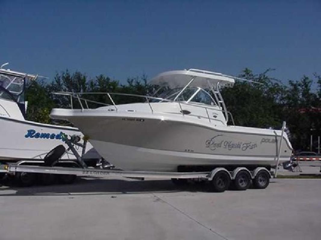 $89,000 2006 Polar 2700