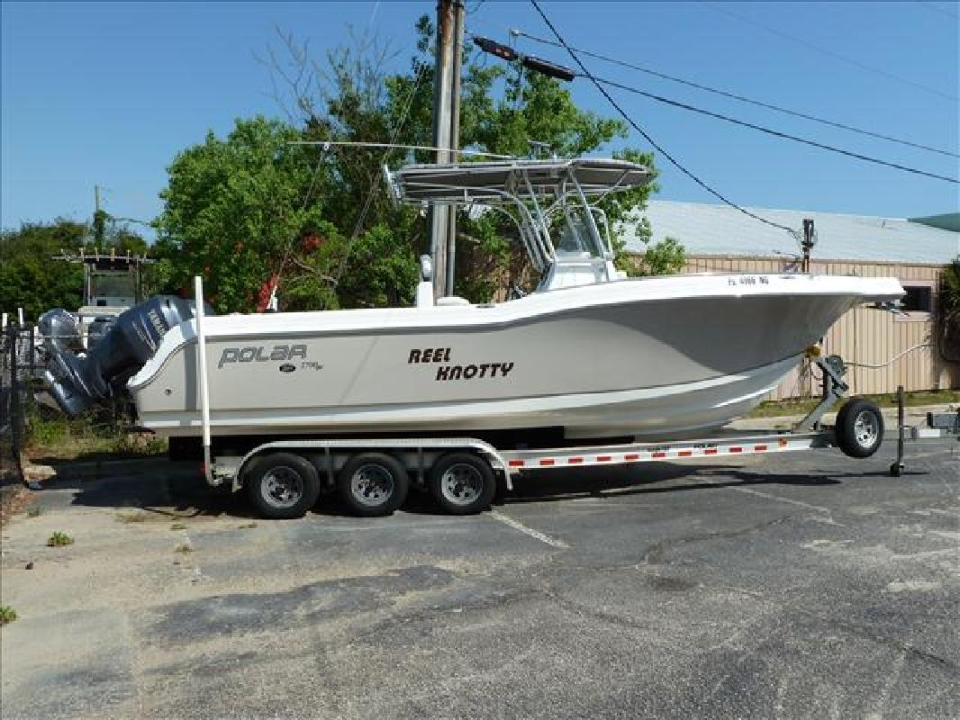 2006 27 Polar Boats 2700 Center Console For Sale In