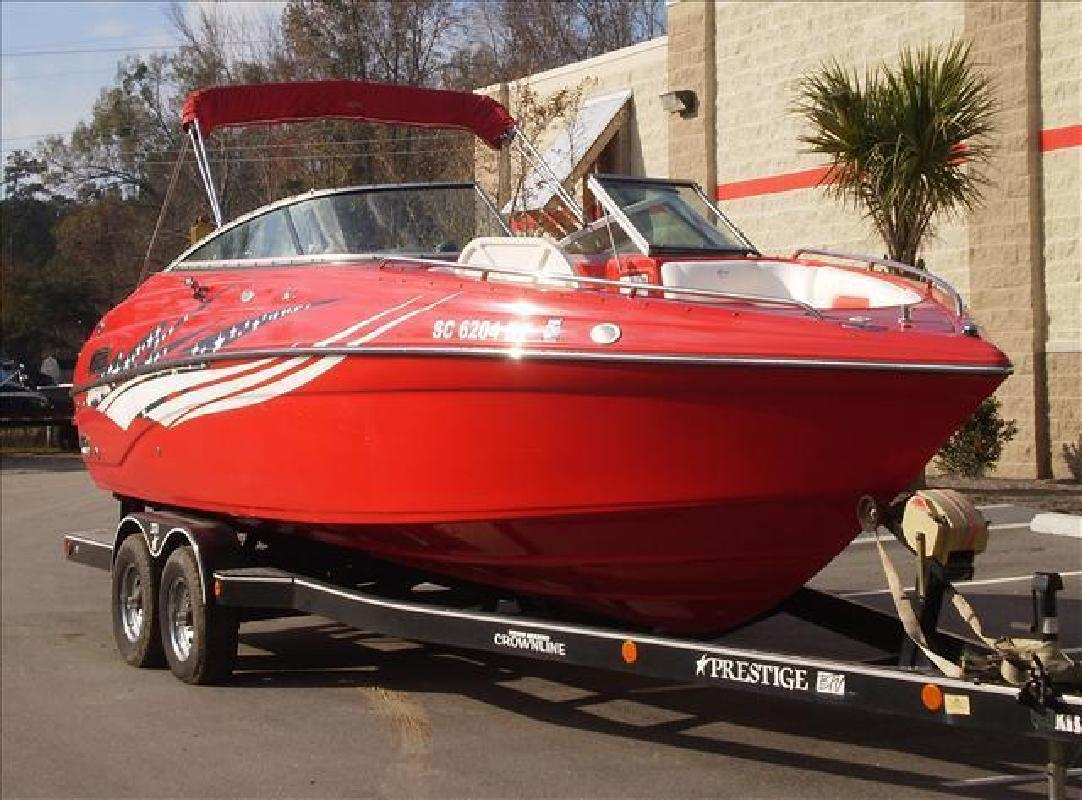 2004 Crownline Boats Bowrider 270 BR Bluffton SC