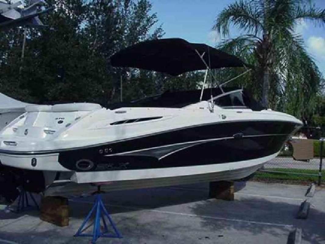 $59,900 2007 Sea Ray 270 SELECT