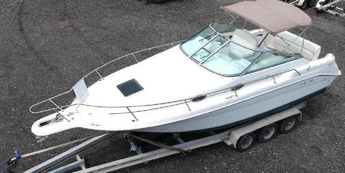 1998 Sea Ray Boats 270 Sundancer Bluffton SC