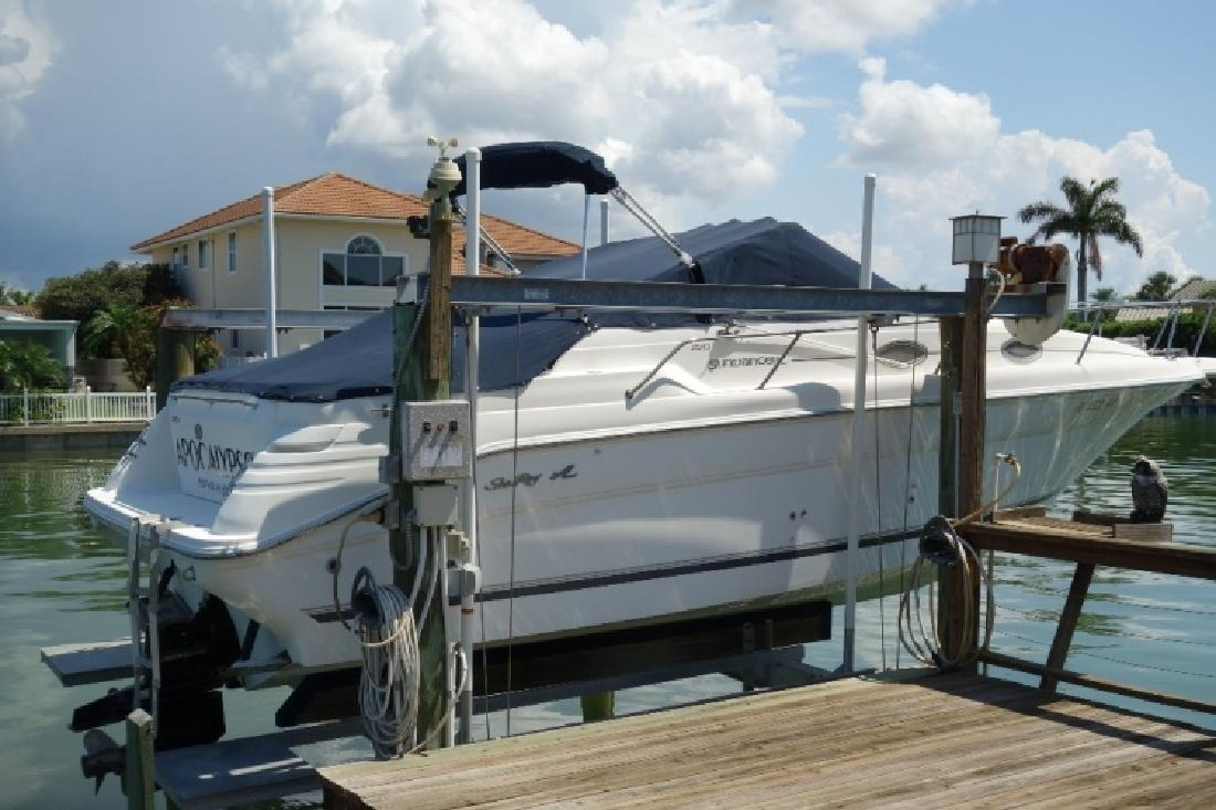 1995 - Sea Ray Boats - 270 Sundancer in Tampa, FL