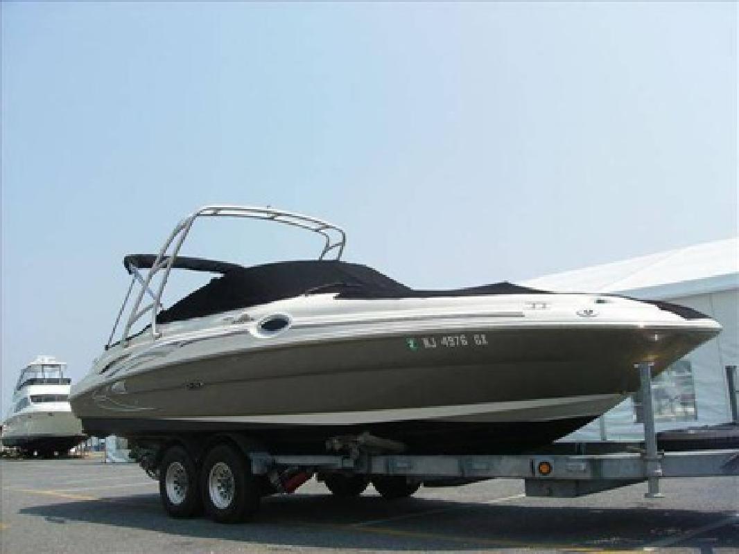 $49,900 2006 Sea Ray 270 SUNDECK