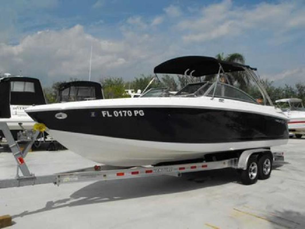 $59,900 2008 Cobalt Boats 272 BOW RIDER