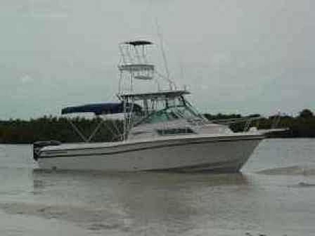 1999 27' Grady-White 272 SAILFISH in Longwood, Florida