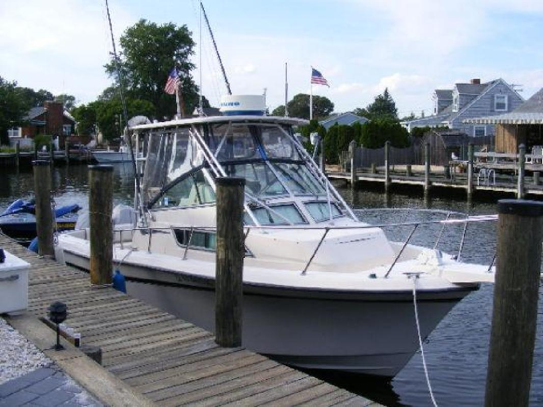 1997 27' Grady-White 272 Sailfish
