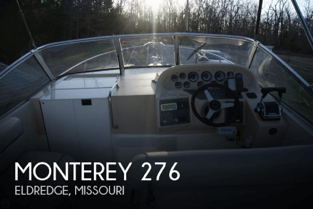 1995 Monterey Boats 276 Eldridge MO