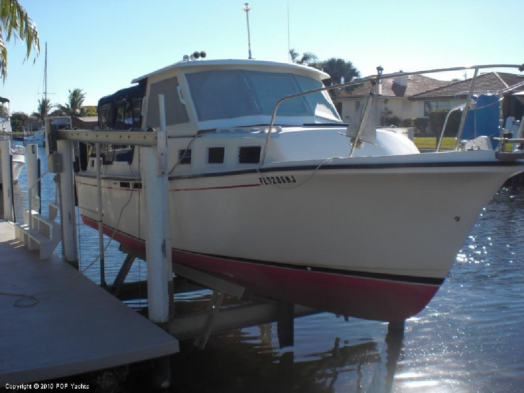 1988 27' Albin 27 Family Cruiser for sale in Punta Gorda, Florida | All Boat ...