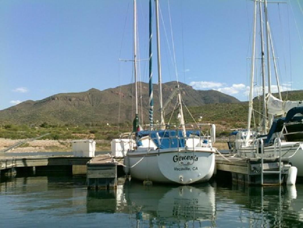 $14,000 OBO 1984 Catalina 27 Sailboat for sale in Scottsdale