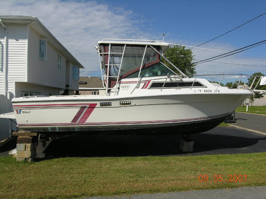 1988 28' Wellcraft 2800 Coastal in Lindenhurst, New York