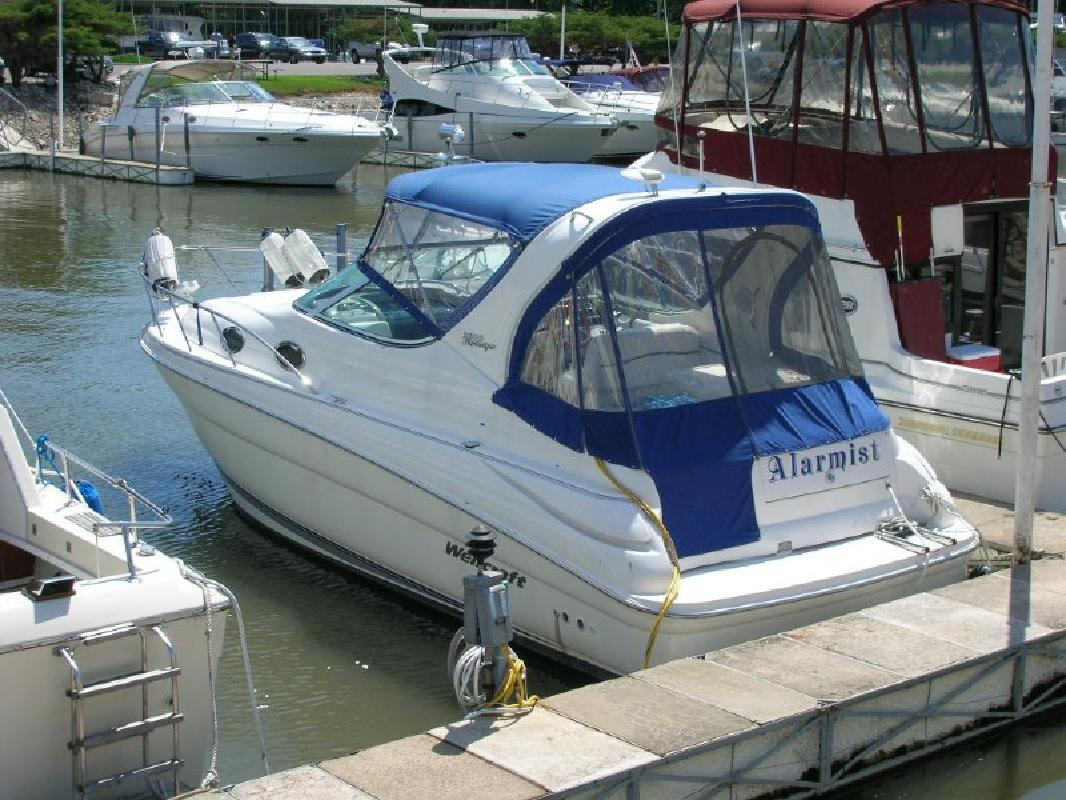 2001 28' Wellcraft 2800 Martinique for sale in Seneca, Illinois | All Boat ...