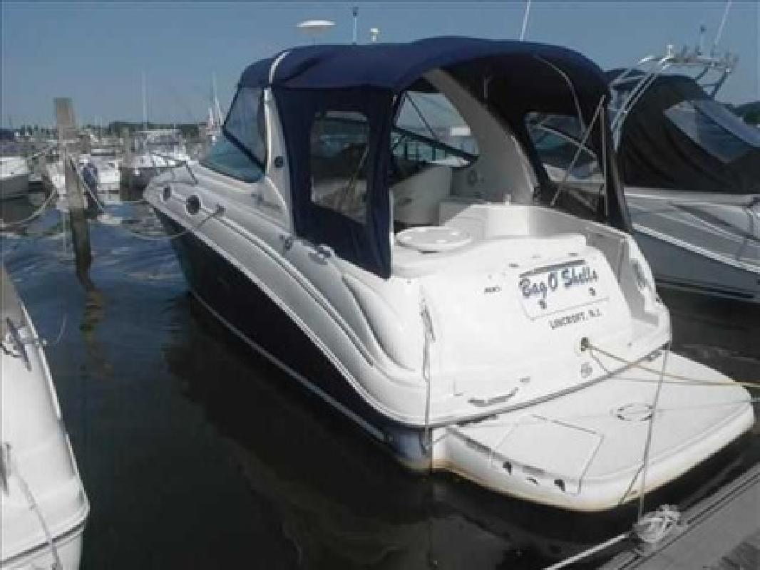 $72,500 2006 Sea Ray 280 SUNDANCER