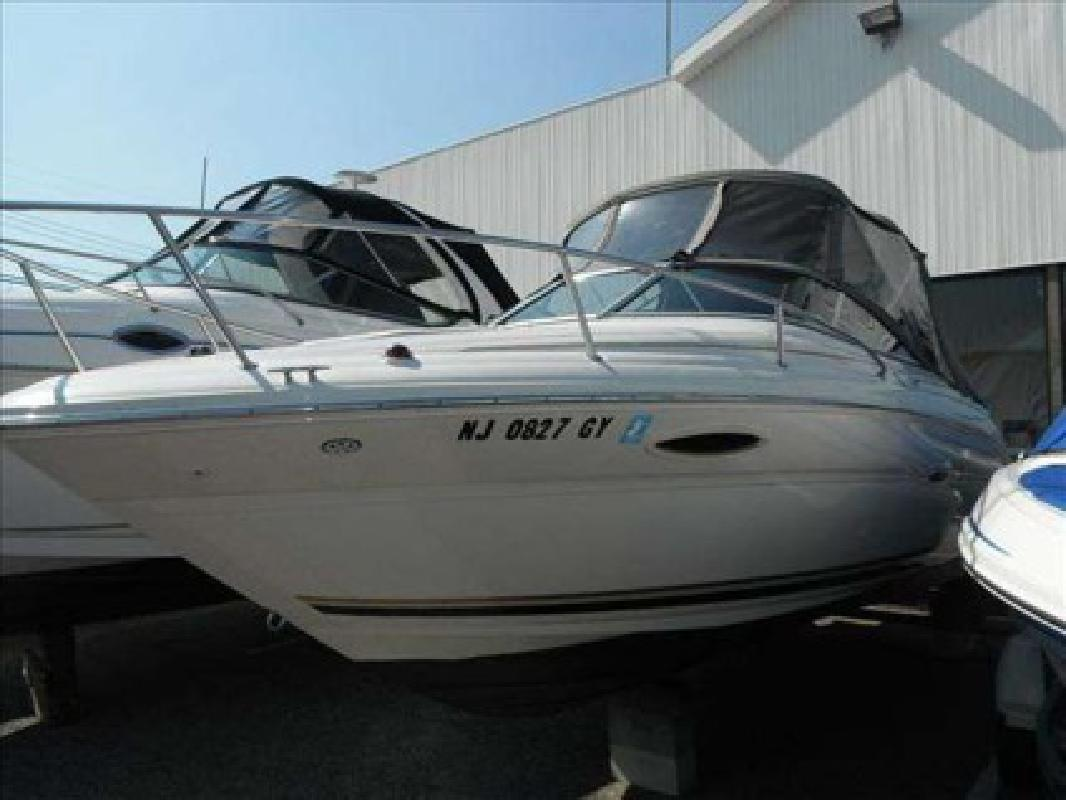 $109,486 2010 Sea Ray 280 SUNDANCER