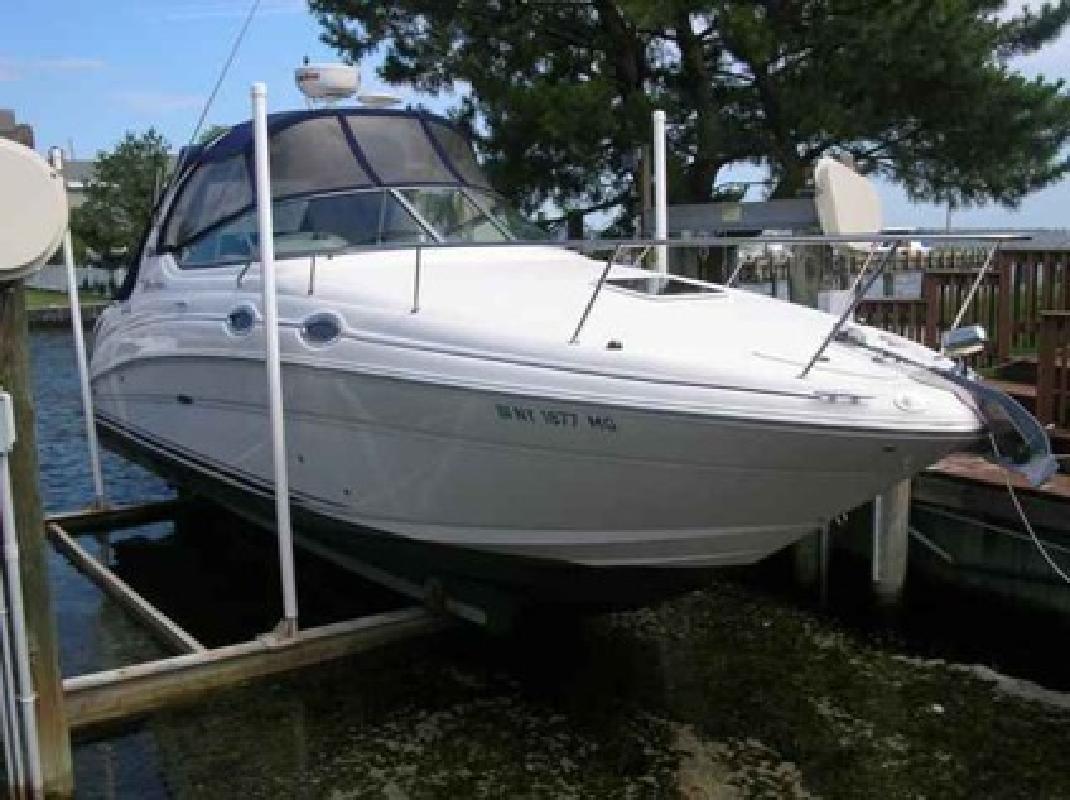 $78,900 2007 Sea Ray 280 SUNDANCER